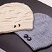 Bold & Subtle Chain Reactions Hats pattern