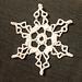 Snowflake #30 pattern