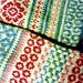 Farbenspiel pattern