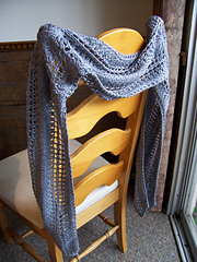 lacy waves scarf 3