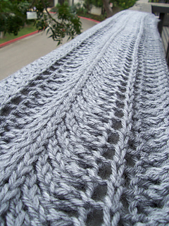 lacy waves scarf 1