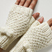 Little Bows Fingerless Mittens pattern