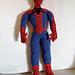 Hombre Araña (Spiderman) pattern