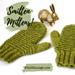 STASH's Smitten Mittens pattern
