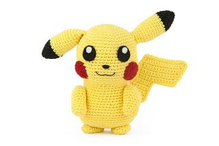 Crochet pattern Pikachu | Häkeln anleitungen deutsch kostenlos ... | 213x320