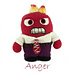 Anger (Inside Out) pattern