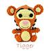 Tigger (Winnie the Pooh) pattern