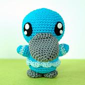 Crochet Patterns - Pocket Pals Crochet Pattern   170x170