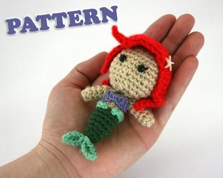 FREE Mermaid Crochet A Long – Create, Dream & Inspire | 256x320