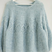 Noctilucent Clouds pullover pattern