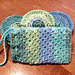 Face Scrubbies and Soap Pouch Spa Set pattern