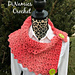 Petite Shells Buttoned Cowl pattern