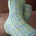 Just Right Socks pattern