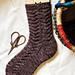 Sparrow Socks pattern