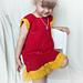 Summer dress Sparkle pattern