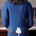 Window Cat Child's Cardigan pattern