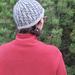 Scroll Hat pattern
