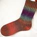 Rock Those Chevron Socks pattern