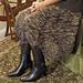 Tie and Kerchief Skirt pattern