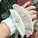 Clotted Cream Cuffs pattern