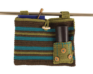 Ravelry Helping Hand Walker Bag Pattern By Sarah Read