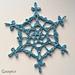 Starburst Snowflake pattern