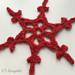 Starburst MiniMe Snowflake pattern