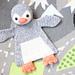 Penguin Ragdoll pattern