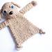 Puppy Dog Mini Ragdoll pattern
