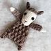 Baby Llama mini Ragdoll pattern