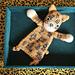Baby Leopard mini Ragdoll pattern