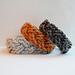 Cabled Bracelets pattern