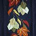 October Leaves pattern