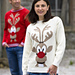 Rudolph Jumper for Adults pattern