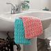 Bobble Stitch Washcloth pattern