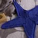 Provence Star Wash Cloth pattern