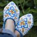 Lotta Slippers pattern