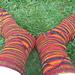 Short stack socks pattern