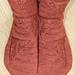 Fossilised Ferns Socks pattern