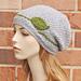 Linden Slouch Hat pattern