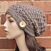 Mallory Slouch Hat pattern
