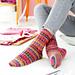 R 0300 Kaffe Fassett Socks pattern