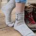 6412 Inn Socks pattern