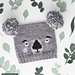 Crying Koala Hat (Knit) pattern