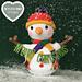 Wobbly Snowman pattern