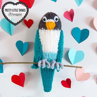 Lovebirds by Cher Marcus, featured in Pretty Little Things, Issue 11 LOVE / Klein Maar Fijn, Editie 11 Liefde