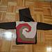 Child's Geek Spiral Pullover pattern