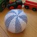 10 Stripe Baby Ball pattern