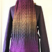 Beauly Scarf pattern