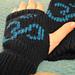 Om Hand Warmers pattern
